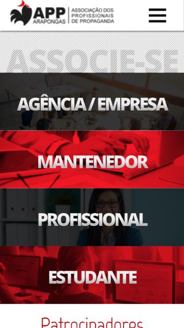 Mobile: App Arapongas