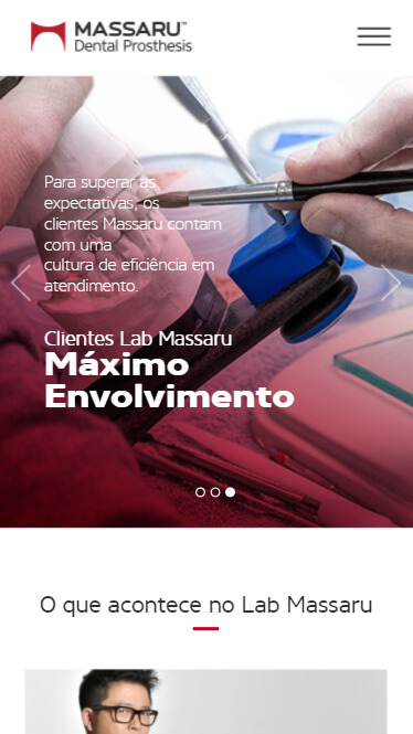 Mobile: Massaru - Dental Prosthesis