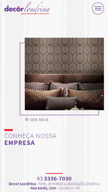 Mobile: Decor Londrina