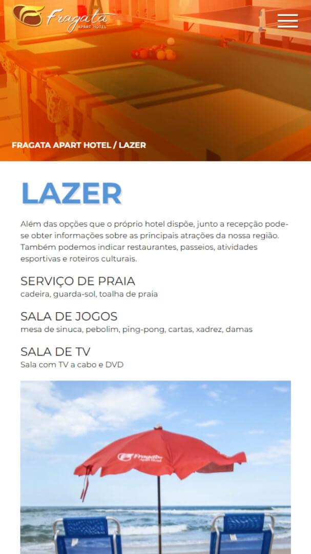 Mobile: Fragata Apart Hotel