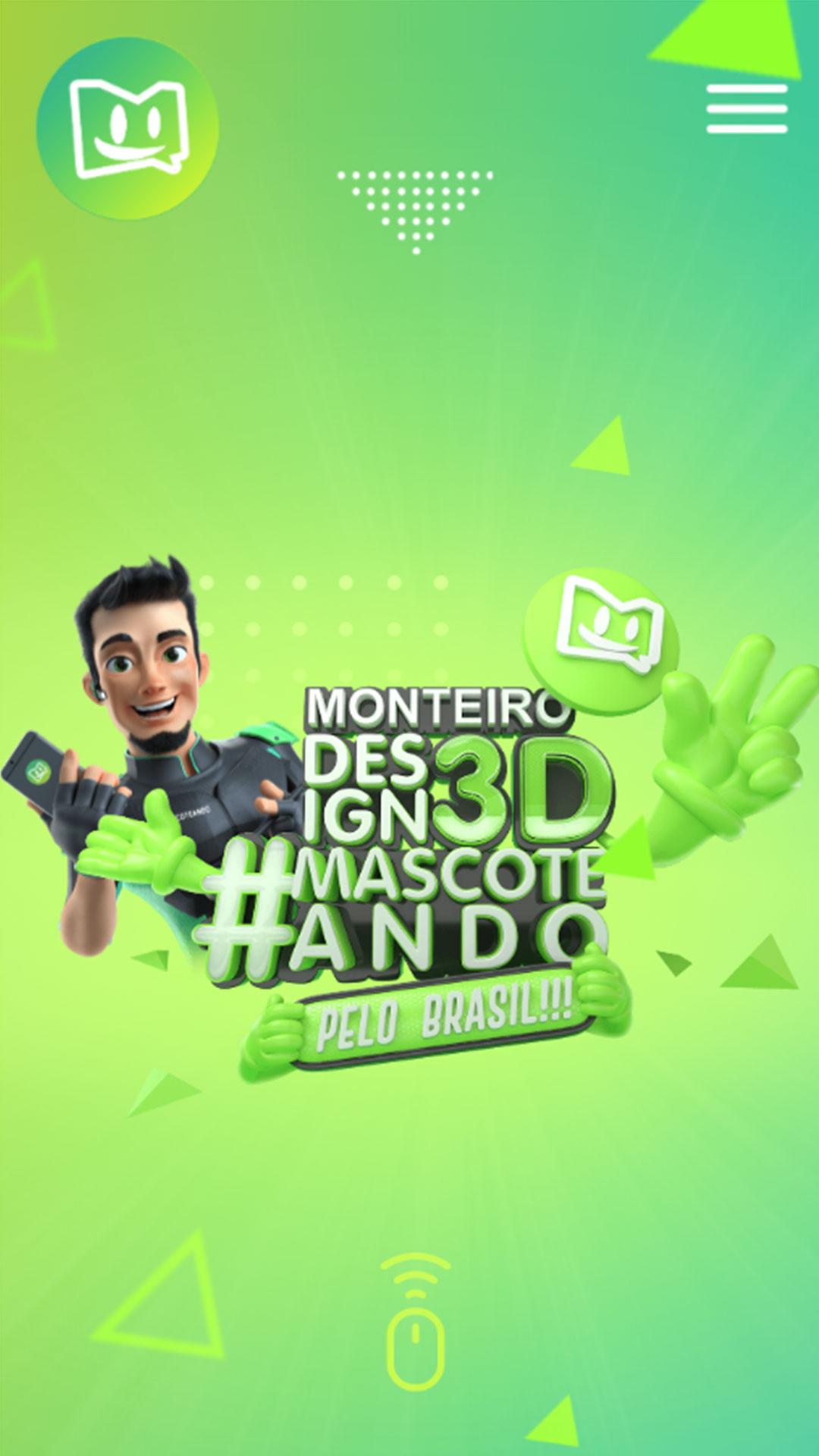 Mobile: Monteiro Design 3d