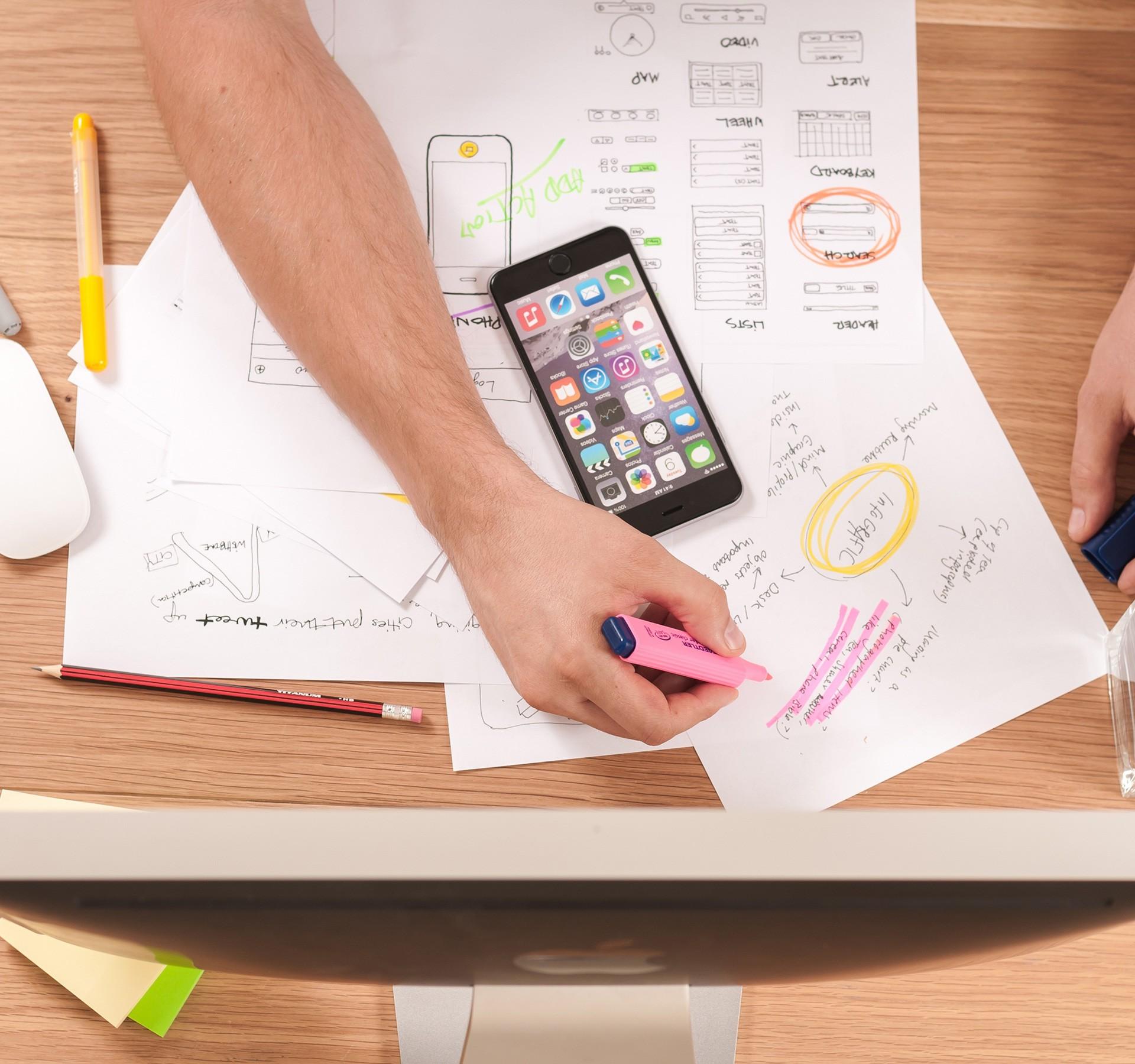 Web Design, por onde eu começo? #2 – Wireframe